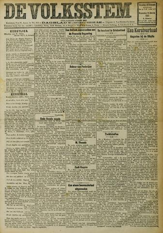 De Volksstem 1923-12-25