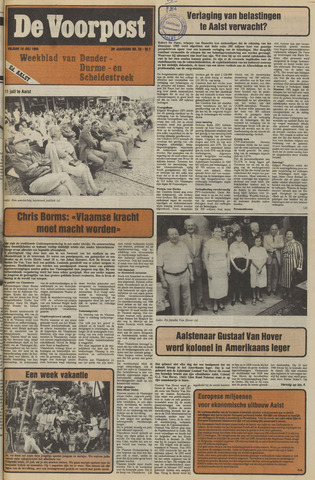 De Voorpost 1986-07-18