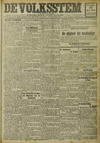 De Volksstem 1923-06-13