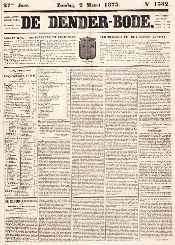 De Denderbode 1873-03-02