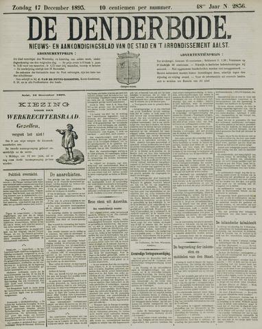 De Denderbode 1893-12-17