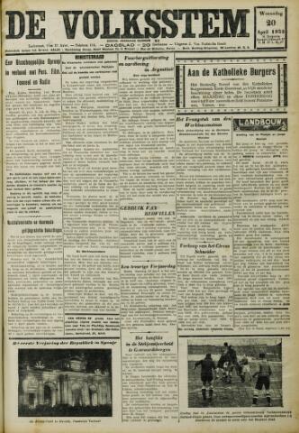 De Volksstem 1932-04-20