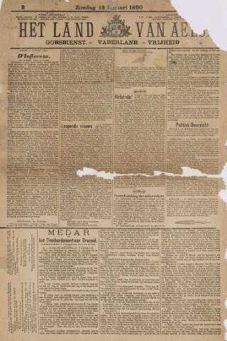 Het Land van Aelst 1890