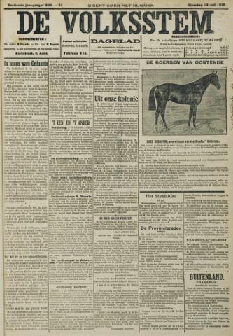 De Volksstem 1910-07-19
