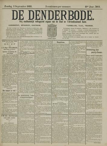 De Denderbode 1895-09-01