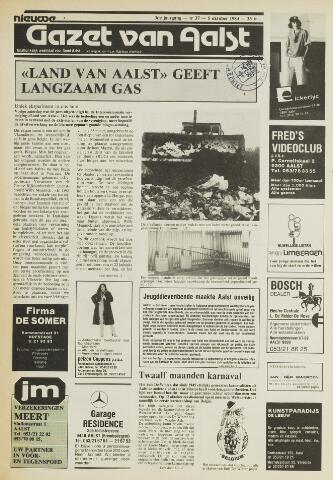Nieuwe Gazet van Aalst 1984-10-05