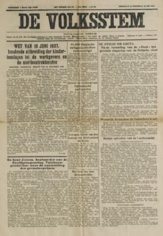 De Volksstem 1941-05-27