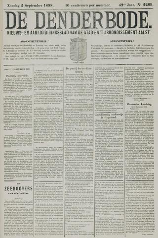 De Denderbode 1888-09-02