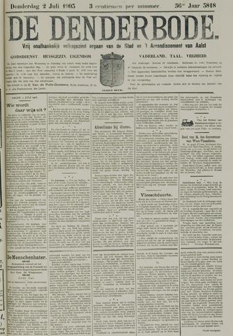 De Denderbode 1903-07-02