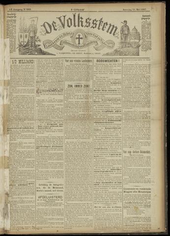 De Volksstem 1907-05-11