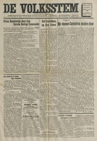 De Volksstem 1938-11-14