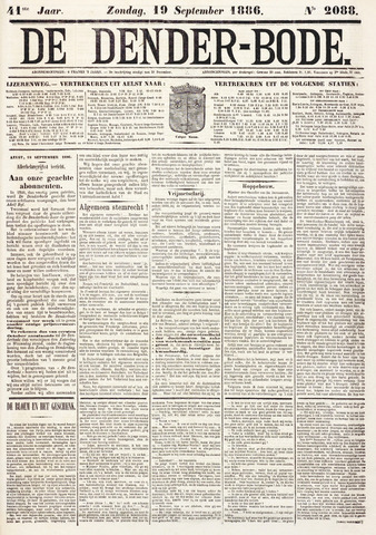 De Denderbode 1886-09-19