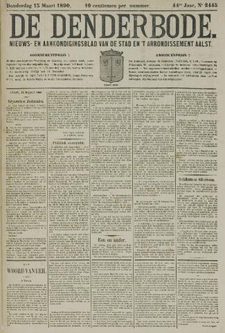 De Denderbode 1890-03-13