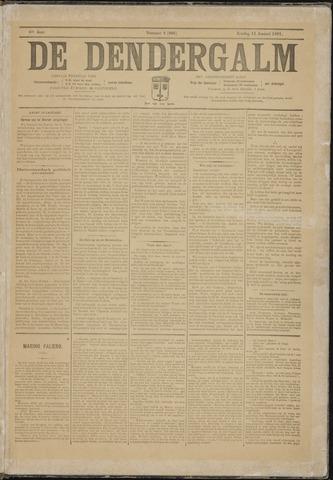 De Dendergalm 1891
