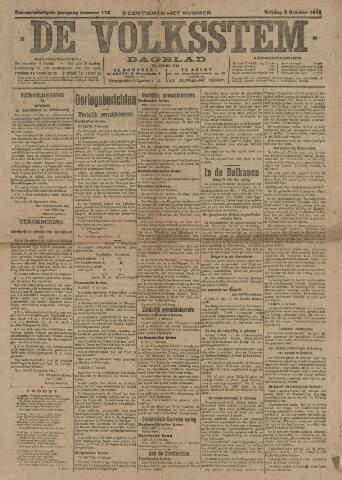 De Volksstem 1915-10-08