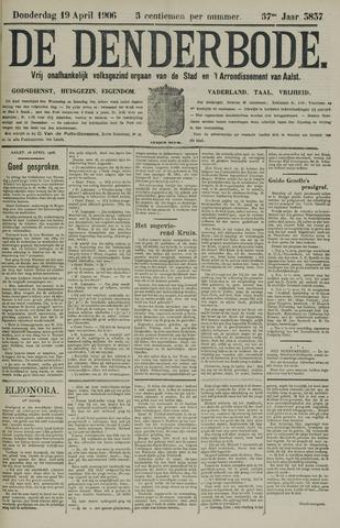 De Denderbode 1906-04-19
