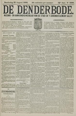 De Denderbode 1888-08-23