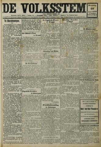 De Volksstem 1930-06-18