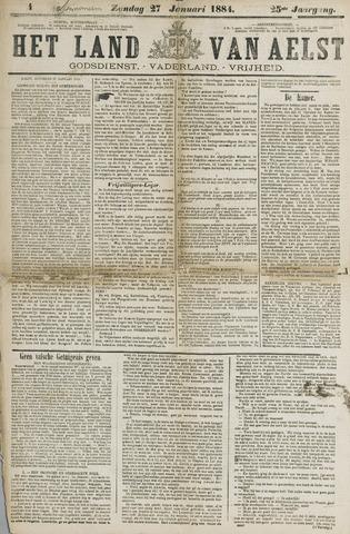 Het Land van Aelst 1884-01-27