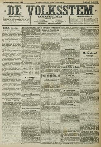 De Volksstem 1914-06-05