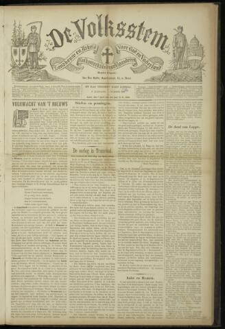 De Volksstem 1900-04-07
