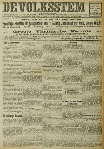 De Volksstem 1923-09-09