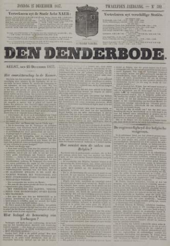 De Denderbode 1857-12-27