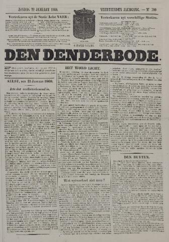 De Denderbode 1860-01-22