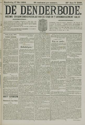 De Denderbode 1894-05-17