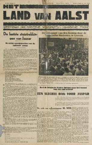 Het Land van Aelst 1931