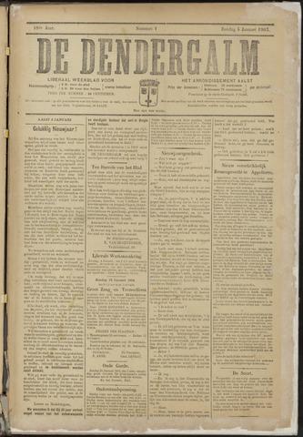 De Dendergalm 1903