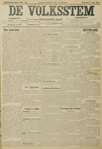 De Volksstem 1910-06-11