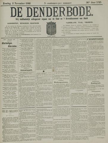 De Denderbode 1902-11-02