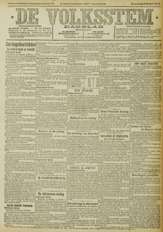 De Volksstem 1915-03-03