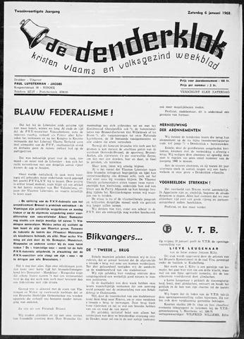 Denderklok 1968