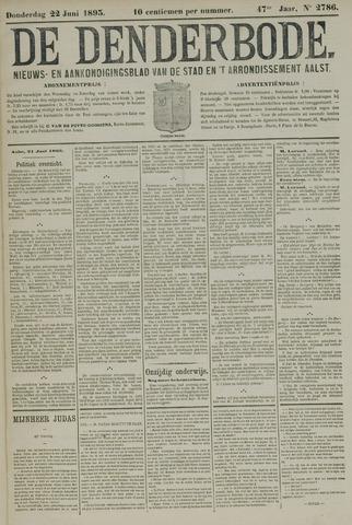 De Denderbode 1893-06-22
