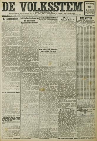 De Volksstem 1932-05-26