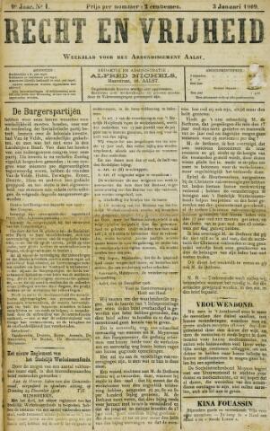 Recht en Vrijheid 1909