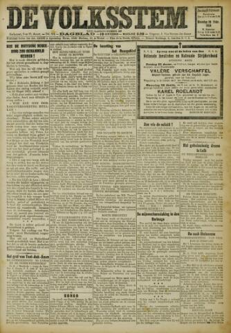 De Volksstem 1923-02-25