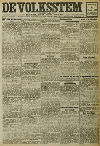 De Volksstem 1923-08-01