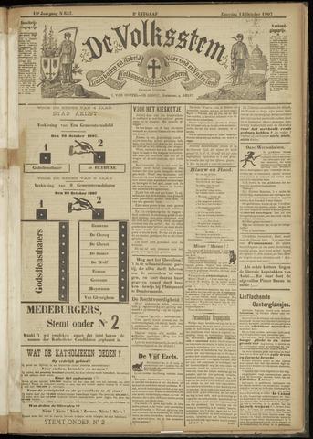 De Volksstem 1907-10-12