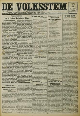 De Volksstem 1932-12-09