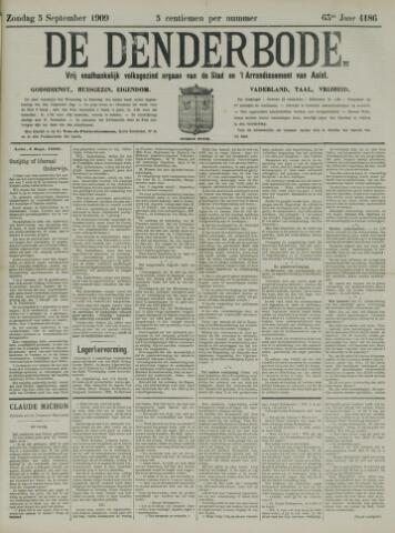 De Denderbode 1909-09-05
