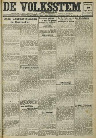 De Volksstem 1931-09-10