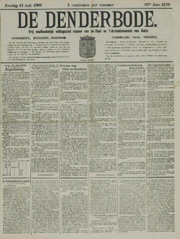 De Denderbode 1909-07-11