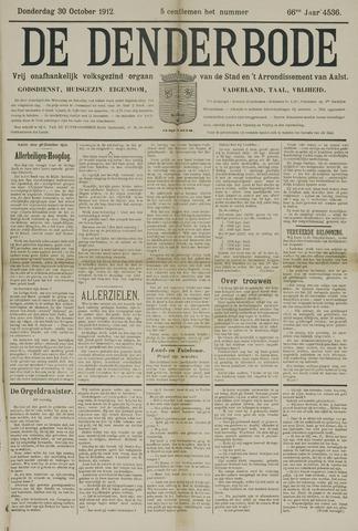 De Denderbode 1912-10-31