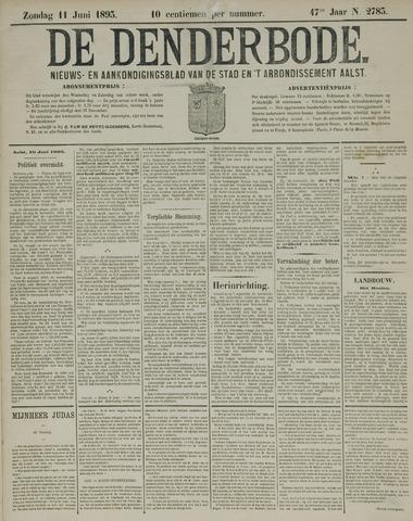 De Denderbode 1893-06-11