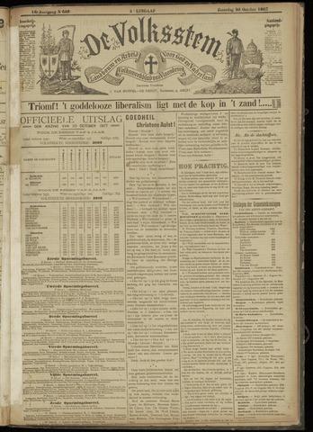 De Volksstem 1907-10-26
