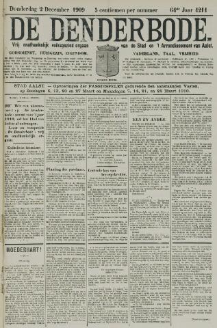 De Denderbode 1909-12-02