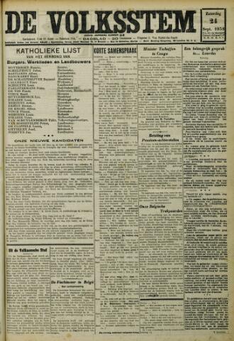 De Volksstem 1932-09-24